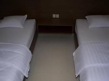 Minabi Guest House Lombok - Standard Twin Room Regular Plan