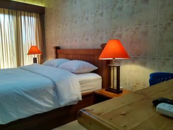 Pondok Dukuh Jati Bali - Deluxe Double Room Only Basic Deal - 50%