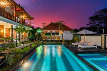 Lembongan Cempaka Villa and Restaurant