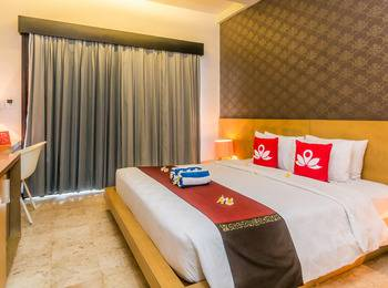 ZenRooms Ubud Penestanan 2 Bali - Double Room With Breakfast Regular Plan