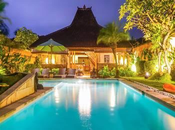 Dyana Villas Bali - 2 Bedrooms Villa Only Regular Plan