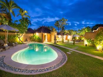 Dyana Villas Bali - 5 Bedrooms Villas Only crazy RO