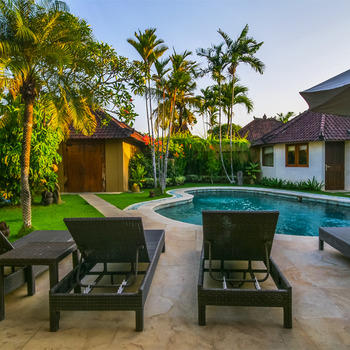 Dyana Villas Bali - 4 Bedrooms Villa Only crazy RO