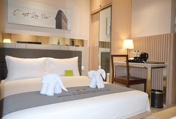 Menteng Park Exclusive Emerald Jakarta - Superior 1 Bedroom  Regular Plan