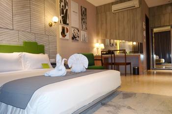 Menteng Park Exclusive Emerald Jakarta - Deluxe Regular Plan