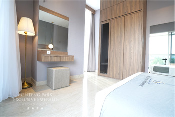 Menteng Park Exclusive Emerald Jakarta - Junior suite 2 Tempattidur Kamar saja Regular Plan