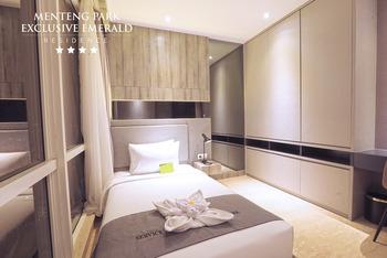 Menteng Park Exclusive Emerald Jakarta - President Suite Sarapan  Regular Plan