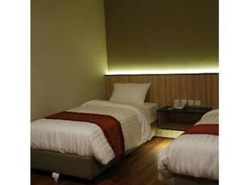 Arnava Mutiara Hotel Belitung Belitung - Standard Twin Room Regular Plan