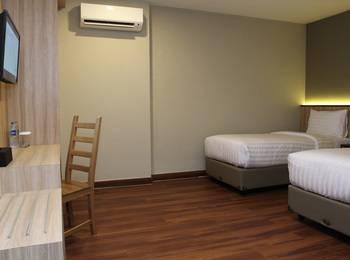 Arnava Mutiara Hotel Belitung Belitung - Superior Twin Room Regular Plan