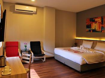 Arnava Mutiara Hotel Belitung Belitung - Deluxe Double Room Regular Plan