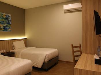 Hanava Mutiara Belitung - Standard Twin Room FEBRUARY WITH LOVE