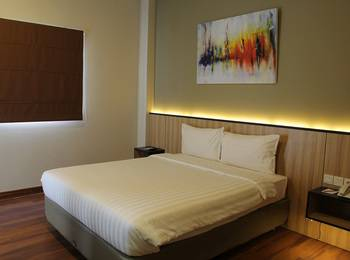 Hanava Mutiara Belitung - Superior Double Room FEBRUARY WITH LOVE