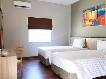 Hanava Mutiara Belitung - Superior Twin Room FEBRUARY WITH LOVE