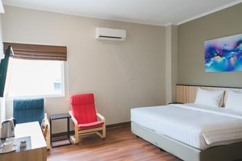 Hanava Mutiara Belitung - Deluxe Double Room Regular Plan