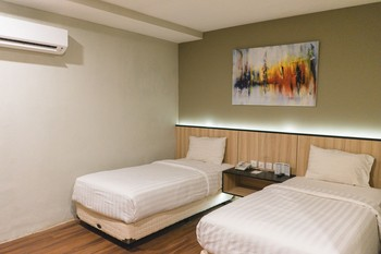 Hanava Mutiara Belitung - Standard Twin Room Only Regular Plan