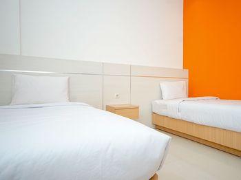 KR Hotel Palembang - Deluxe Twin Regular Plan