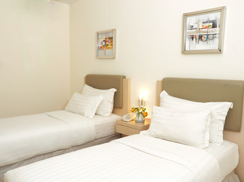 d'primahotel Melawai Jakarta - Superior Double Room Only Spesial Offer PROMO GAJIAN