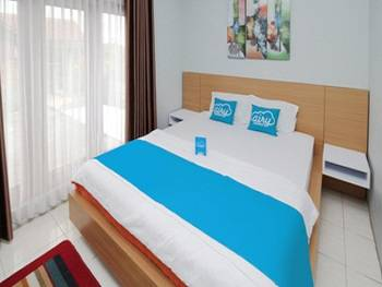 Airy Eco Syariah Kasihan Sunan Kudus 8 Yogyakarta - Deluxe Double Room Only Special Promo Apr 33