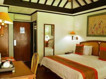 Kila Senggigi Beach Hotel Lombok - Bungalow Garden Regular Plan