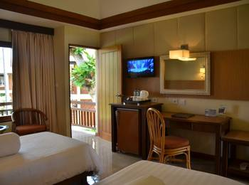 Kila Senggigi Beach Hotel Lombok -  Bungalow Sea View Weekend Fun Deal 35% Off