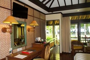 Kila Senggigi Beach Hotel Lombok - Bungalow Sea View Special Promotion 70% - Off