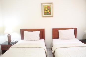 Gardena Homestay  Surabaya - Standard Twin Room Basic Deal 40%