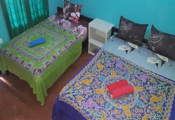 Anjani Homestay Lombok - Deluxe Triple Room Regular Plan