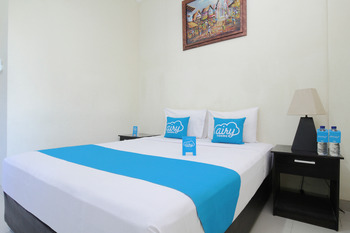 Airy Pantai Kuta Poppies Lane Satu Bali - Superior Double Room with Breakfast Regular Plan