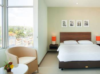 The Studio Inn Nusa Dua - Junior Suite Room with breakfast Regular Plan