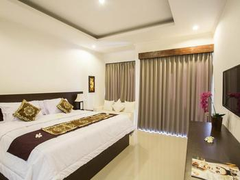 The Light Bali Villas Bali - One Bedroom Pool View King Size Room Only - FC 2 Days Stay Longer Promotion