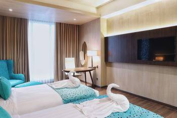 BW Luxury Hotel Jambi Jambi - Deluxe Room Regular Plan