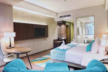 BW Luxury Hotel Jambi Jambi - Deluxe 2 Persons Breakfast + laundry Regular Plan