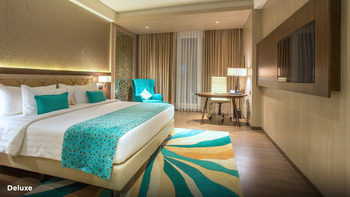 BW Luxury Hotel Jambi Jambi - Deluxe Room Only Regular Plan