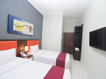 Sarila Hotel Solo - Deluxe - Room Only Regular Plan