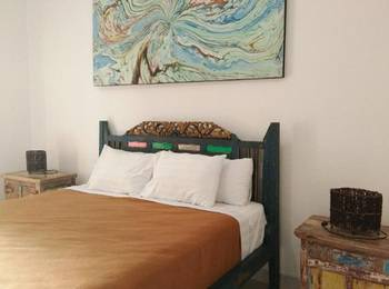 Bening House And Spa Bali - Deluxe Room Only Last Minute 50%