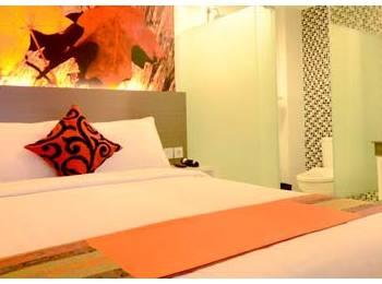 Clay Hotel Jakarta - Deluxe Room Regular Plan