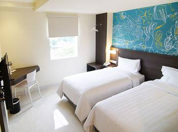Meize Hotel Bandung - Deluxe Room Only  Regular Plan