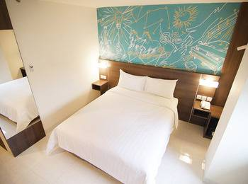Meize Hotel Bandung - Deluxe Room Only  #WIDIH - Pegipegi Promotion