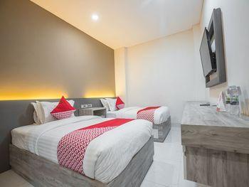OYO 1487 Residence Khoe Jakarta - Suite Twin Regular Plan