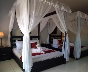 Nibbana Bali Resort Bali - Family Room With Pool View 30% Basic Deal