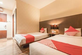 OYO 416 Hotel Boutique Pesona Cikarang Bekasi - Standard Twin  Room Regular Plan