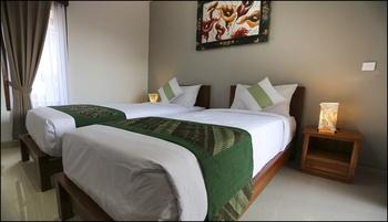 Family Villa Sanur Bali - Villa 2 Bedroom Regular Plan