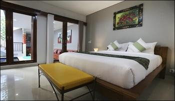 Family Villa Sanur Bali - Villa 3 Bedroom Regular Plan