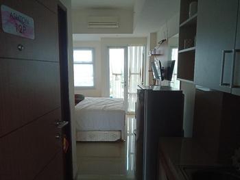 Vida View Makassar By Mofu Makassar - Studio Room Regular Plan