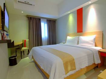 Hom Hotel Semarang - Superior Double Bed Room Breakfast Regular Plan