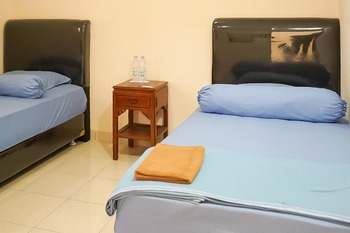Pondok Malabar Jakarta - Deluxe Twin Room Basic Deals