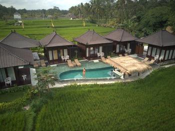Kayangan Villa Ubud | DHM Resort Bali - Poolside Villa LAST MINUTES