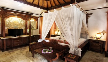 Suly Vegetarian Resort & Spa Ubud - Deluxe Room with Garden Regular Plan