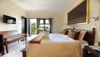 Suly Vegetarian Resort & Spa Ubud - Superior Room Regular Plan
