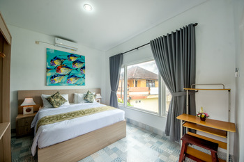 Svaha Lodge Canggu Bali - Double Bedroom Regular Plan